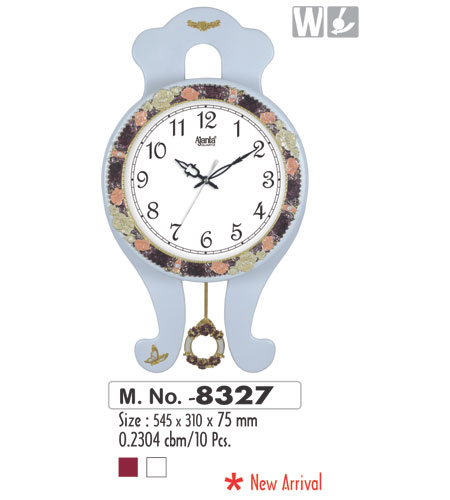 m.no.8327, M.no.8327, ajanta clocks, wholesale ajanta clocks, wholesale ajanta clocks in madurai, wholesale ajanta clocks in tamil nadu, wholesale ajanta clocks in chennai, wooden pendulum clocks, glass pendulum clocks, wooden and glass pendulum clocks, wooden sweep second clocks, wooden clocks, glass clocks, ajanta wooden clocks, ajanta glass clocks, picture clocks, designer clocks, animals clocks, premium clocks, musical clocks, pendulum clcoks, musical and pendulum clocks, ajanta premium clocks, ajanta pendulum clocks, ajanta musical clocks, wholesale premium clocks, wholesale pendulum clocks, wholesale musical clocks, buy wall clocks in madurai, buy wall clocks online