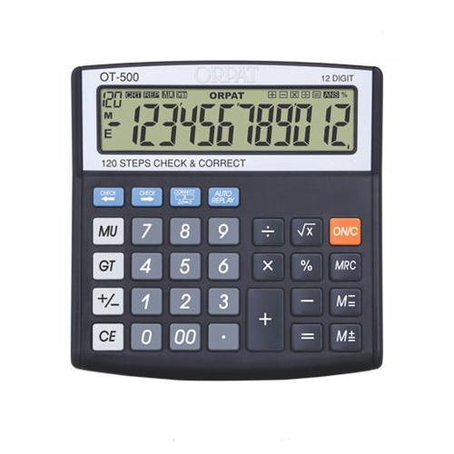 orpat ot-500 t, m.no.ot-500 t, M.no.ot-500 t, orpat ot-500 t, orpat calculators, orpat calculator, calculator, scientific calculator, check and correct calculator, basic calculator, wholesale calculator, calculators in tamilnadu, calculators in madurai, wholesale calculators in madurai, wholesale calculators in tamilnadu